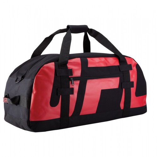 UFC Black and Red Fight Camp Duffle Bag