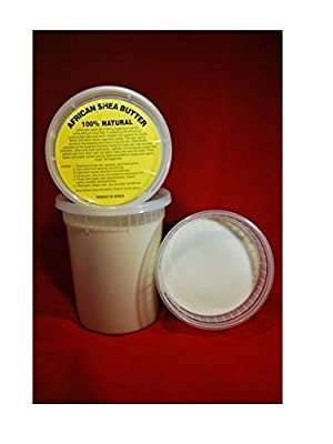 32oz African Ivory Shea Butter From SOFT & CREAMY