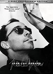 Jean-Luc Godard Box Set (Version française) [Import]