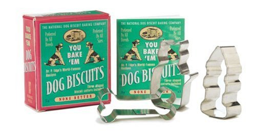 You Bake 'em Dog Biscuits (Mini Kits) (Mega Mini Kits)