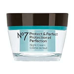 Boots No7 Protect & Perfect Night Cream 50ml