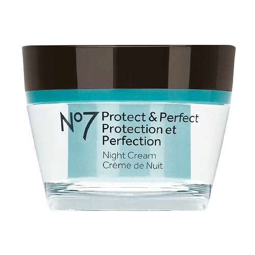 Boots No7 Protect & Perfect Night Cream 50ml(1.6 fl oz.) (What Is The Tracking Number compare prices)