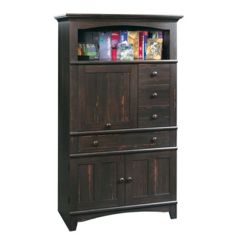 29 Wonderful Black Computer Armoire Desk Yvotube Com