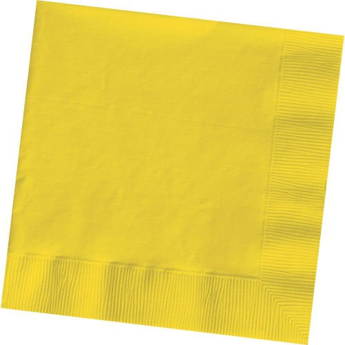 Yellow Sunshine Luncheon Napkins (50ct) - 1