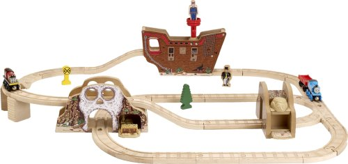 Thomas And Friends Wooden Railway - Pirates Cove Set