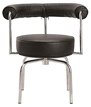 LC7 Contemporary Swivel Armchair