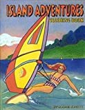 img - for Island Adventures Coloring Book book / textbook / text book