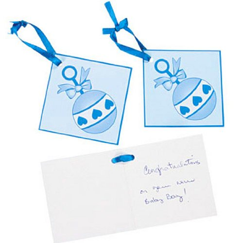 Baby Shower Tags For Favors front-997926