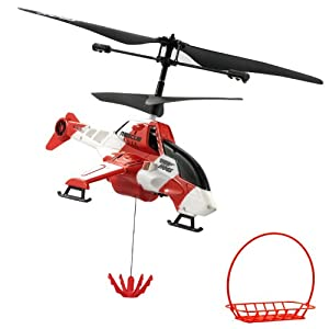 Air Hogs - Fly Crane - Red