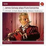 James Galway plays Flute Concertos