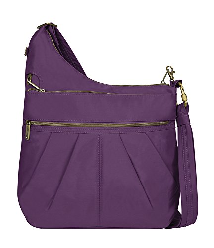 travelon-anti-theft-signature-3-compartment-crossbody-purple-one-size
