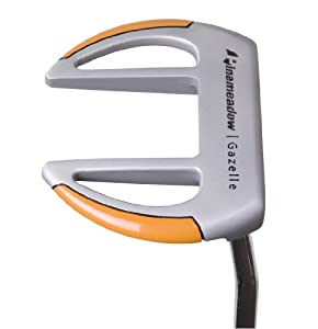 Pinemeadow Gazelle Putter, Right-Handed, 34-Inches