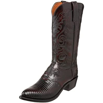 Buy 1883 by Lucchese Mens N1022.R4 Western Boot by Lucchese