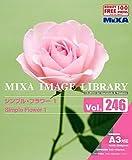 MIXA IMAGE LIBRARY Vol.246 シンプル・フラワー1