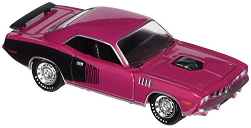 """Gone in 60 Sixty Seconds (2000) """"Shannon 1971 Plymouth Hemi Cuda 1/64 by Greenlight 44670F"""