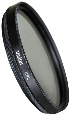 Vivitar VIV-CPL-77 Circular Polarizing Lens Filter