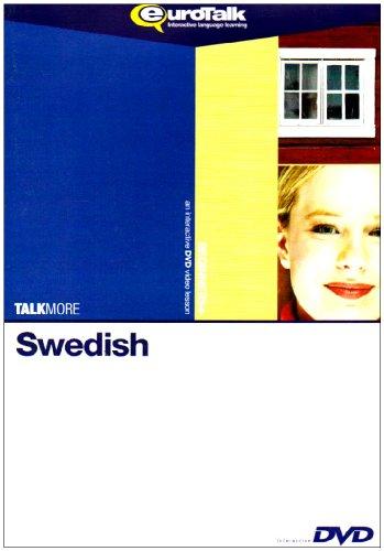 Talk More - Swedish: Interactive Video DVD Beginners+