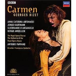Bizet Carmen Blu-ray 2008 by Decca