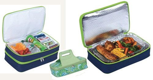 Entertainer Hot and Cold Food Carrier - 1