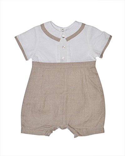 Boys Elegant Romper (Baby) Easter Outfit