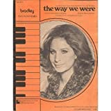 img - for The Way We Were (From The Columbia Picture) for Piano Voice Guitar book / textbook / text book