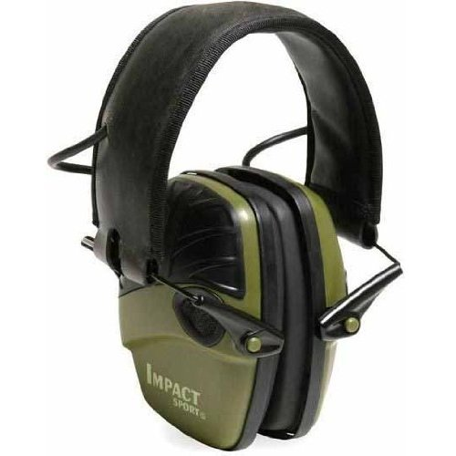 Howard Leight R-01526 Impact Sport Electronic Earmuff