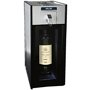 Skybar One 1-chamber Wine Preservation System from skybar
