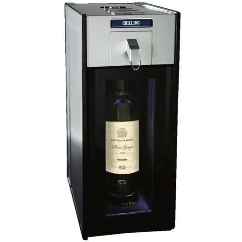 Skybar ONE 1-Chamber Wine Preservation System