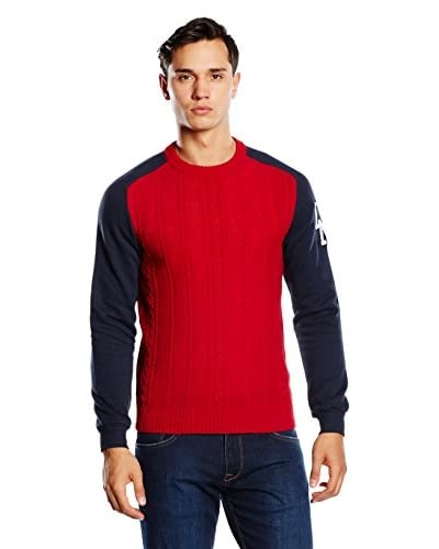 Love Moschino Jersey Rojo / Azul