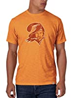 NFL Tampa Bay Buccaneers Men's '47 Brand Scrum Basic Tee from '47 Brand