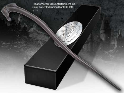 Noble Collection - Harry Potter Wand Death Eater Version 5 (Character-Edition)