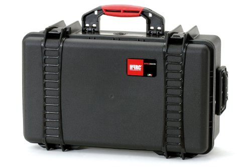 HPRC 2550WDK Wheeled Hard Case with Divider Kit (Black)
