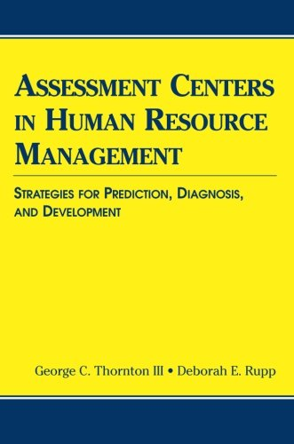 Assessment Centers in Human Resource Management:...