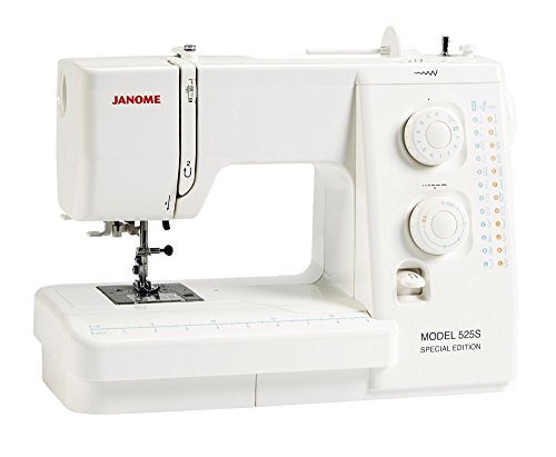 Janome 525S Sewist Sewing Machine (Janome Sewist 500 compare prices)