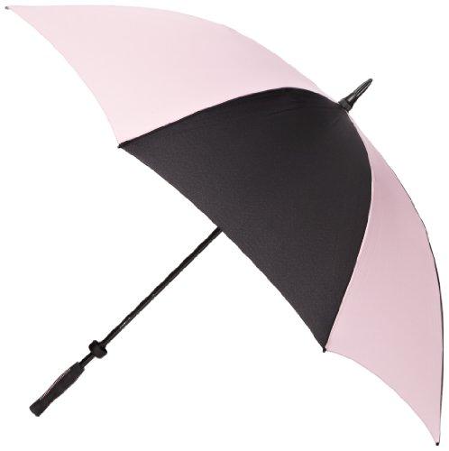 Fulton Fulton Technoflex Pink/Black Women's Umbrella