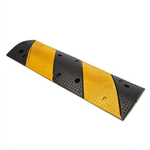 cablematic-protection-au-sol-pour-cables-en-caoutchouc-1-voies-99-x-30-cm-avec-ralentisseur