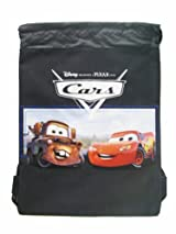 Disney Cars Draw String Backpack Sack