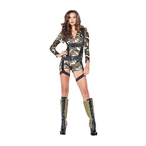 Morris Costumes Goin commando adult small