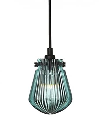 glass bead pendant light 110 125v for use in the u s