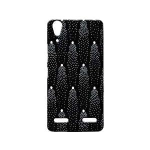 BLUEDIO Designer 3D Printed Back case cover for Lenovo A6000 / A6000 + - G2214