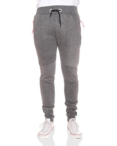 Geographical Norway Pantalón Deporte Mobal Gris Oscuro