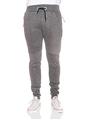 Geographical Norway Pantalón Deporte Mobal (Gris Oscuro)