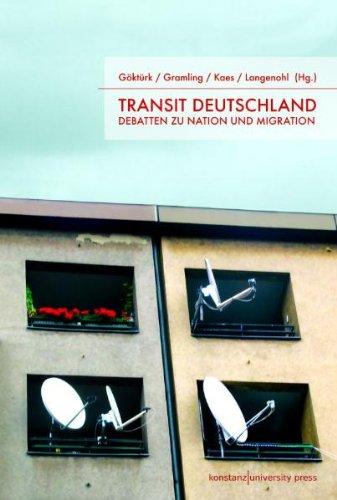 Buchcover: Transit Deutschland: Debatten zu Nation und Migration