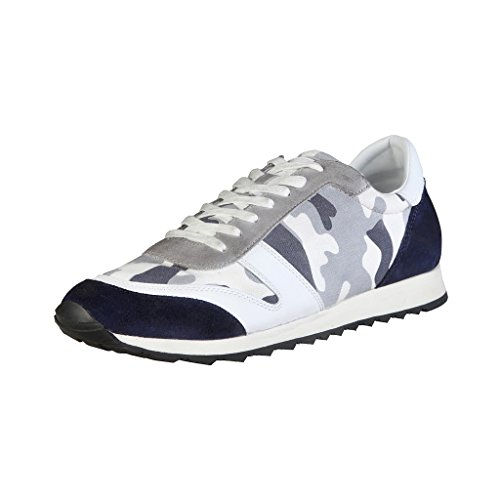 Trussardi, Sneaker uomo, multicolore (Multi), 46