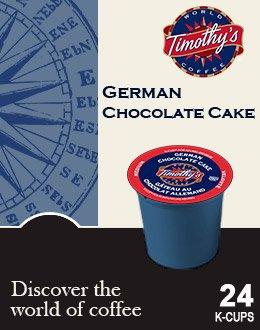 Timothy S German Chocolate Cake K Cups