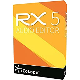 iZotope RX 5 Audio Editor -Channel Audio Editing Software