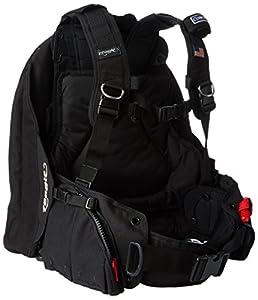 Zeagle Concept II - Chaleco de buceo, color negro, talla L