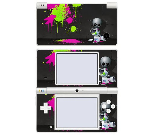 Baby Robot Decorative Protector Skin Decal Sticker for Nintendo DSi