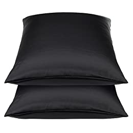 Silk Amp Satin Pillowcases From Target Bedding Pillows