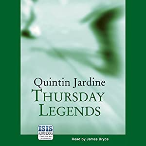 Thursday's Legends Audiobook